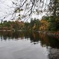 Little Tupper Lake.- Little Tupper Lake Canoe Camp