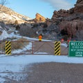 Entrance 4 of Red Rocks Park.- Mount Morrison