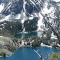 Eagle Cap Wilderness Area, Wallowa-Whitman National Forest.- U.S. Forest Service