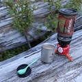 Snow Peak Titanium Spork in the Mount Margaret Backcountry.- Gear Review: Snow Peak Titanium Spork