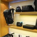 Thule's new line of more urban bag accessories.- Outdoor Retailer, Winter 2015