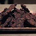 """Sugar-Free, Gluten-Free Beef Jerky.- 4 Simple """"Elimination Diet"""" Trail Snacks"""
