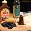 """Ingredients for Paleo Fig Newtons.- 4 Simple """"Elimination Diet"""" Trail Snacks"""