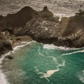 McWay Falls.- The Best of Big Sur: Hiking, Camping, Beaches, and Waterfalls