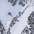 George Rodney in Courmayeur, Italy.- A Look Behind the Lens with Ian Fohrman