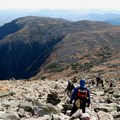The Presidential Traverse includes Mount Washington, home to some of the highest winds on record. NOAA Photo Library via Creative Commons.- 10 Summits You Should Climb in Your Life