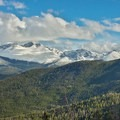 Spectacular views from the Many Parks overlook on Trail Ridge Road.- A Perfect 3-day Colorado Rocky Mountain Itinerary