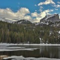 Bear Lake in the spring.- A Perfect 3-day Colorado Rocky Mountain Itinerary