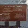 The Continental Divide on Trail Ridge Road.- A Perfect 3-day Colorado Rocky Mountain Itinerary
