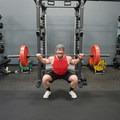 Squat bottom position.- Strength Training the Right Way for Adventure