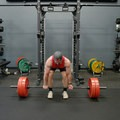 Deadlift starting position.- Strength Training the Right Way for Adventure