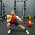 Lateral lunge.- Strength Training the Right Way for Adventure