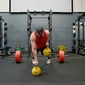 Renegade row.- Strength Training the Right Way for Adventure