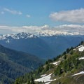 Mount Baker from Winchester Lookout.- A Guide to Adventuring on Mount Baker