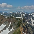 The North Cascades.- A Guide to Adventuring on Mount Baker