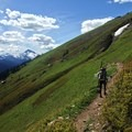 Glacier Peak. Photo by Andy Traylor.- The Tipping Point: Learning to Feed an Adventurous Lifestyle