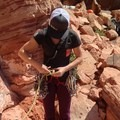 Red Rocks, Nevada. Photo by Andy Traylor.- The Tipping Point: Learning to Feed an Adventurous Lifestyle