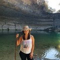 A Texas hideaway in Hamilton Pool Preserve. - Woman In The Wild: Josie Gutierrez