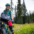 Bike packing in Crested Butte, Colorado.- Woman In The Wild: Brittany Greer