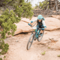 Scott Enduro Cup 2017 in Moab, Utah.- Woman In The Wild: Brittany Greer