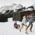 Play time with the kids. - 5 Reasons to Fall for Canmore Kananaskis in Alberta, Canada