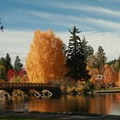 Mirror Pond in Bend, Oregon.- Hiking Through the Years: 30+ Years in the Columbia River Gorge