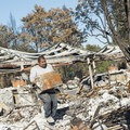The fires swept through neighborhoods and incinerated homes. Photo published under CC license 2.0.- 2017's Devastating California Wildfires: How You Can Help