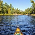 Paddling by canoe in the Boundary Waters Canoe Area.- A Beginner's Guide to Paddling the Boundary Waters Canoe Area Wilderness