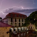 Lightning storm at Casco Viejo (Old Town).- 4-Day Adventure in and around Panama City, Panama
