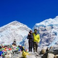 Everest Base Camp.- Losing and Finding Control at 18,000 Feet