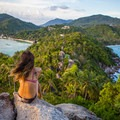 John-Suwan Viewpoint.- An Adventure Guide to Koh Tao: Exploring a Thai Paradise