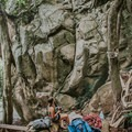 Climbing the Divine route.- An Adventure Guide to Koh Tao: Exploring a Thai Paradise