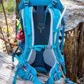 The back panel of the Deuter Futura 26 SL daypack.- Gear Review: 5 Best Women's Daypacks of 2018