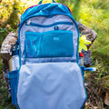 Inside view of the front cargo pocket.- Gear Review: Deuter Futura 26 SL