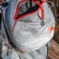 Key hook in the upper stash pocket.- Gear Review: The North Face Aleia 32 daypack