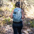 Hiking one of Arizona's many trails.- Gear Review: The North Face Aleia 32 daypack