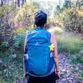 Hiking through the Arizona wilderness with the Deuter Futura 26 SL daypack.- Gear Review: 5 Best Women's Daypacks of 2018