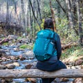 Enjoying a quiet day hike with my Gregory Sula 28.- Gear Review: Gregory Sula 28 Daypack