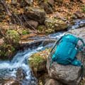 In search of fall colors with the Gregory Sula 28 daypack.- Gear Review: 5 Best Women's Daypacks of 2018