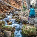Enjoying Arizona on a nice fall afternoon.- Gear Review: Gregory Sula 28 Daypack