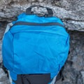 The top pouch and stash pocket.- Gear Review: Wildhorn Outfitters Highpoint 30 Compact Daypack