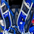 Straps on the Tempest 30 daypack.- Gear Review: Osprey Tempest 30 Daypack