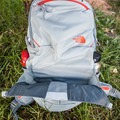 Front pouch for extra cargo storage.- Gear Review: The North Face Aleia 32 daypack