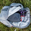 The spaceous and easy access main compartment of The North Face ALEIA 32 daypack.- Gear Review: 5 Best Women's Daypacks of 2018