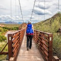 In search of hot springs with the Osprey Tempest 30 daypack.- Gear Review: 5 Best Women's Daypacks of 2018
