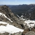 Looking down valley.- An Indigenous Legacy in Rocky Mountain National Park