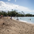 The beach at A-Bay.- 25 Photos that will Convince you to visit Hawai'i