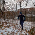 Great for cold running days.- Gear Review: Icebreaker BodyfitZONE 260 Zone Long Sleeve Shirt