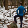 The shirt has a very slim fit with long arms and torso.- Gear Review: Icebreaker BodyFitZONE 150 Zone Long Sleeve Shirt
