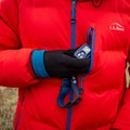 Although the ReVolt is not ultralight, at just over 3 ounces it's compact and packable.- Gear Review: Black Diamond ReVolt Headlamp